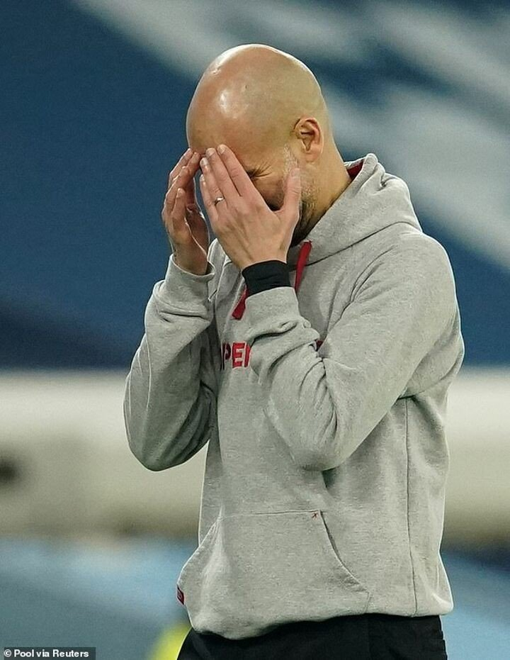 City were unrecognisable - derby defeat was a malfunction of Guardiola's winning machine