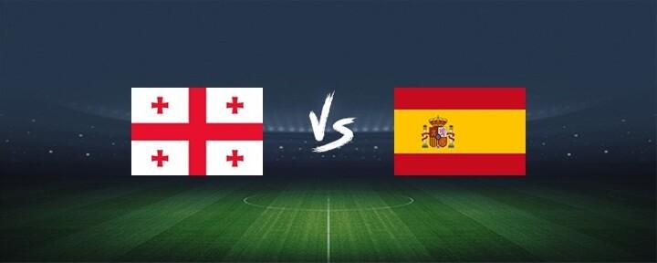Georgia vs Spain LINE-UPS confirmed