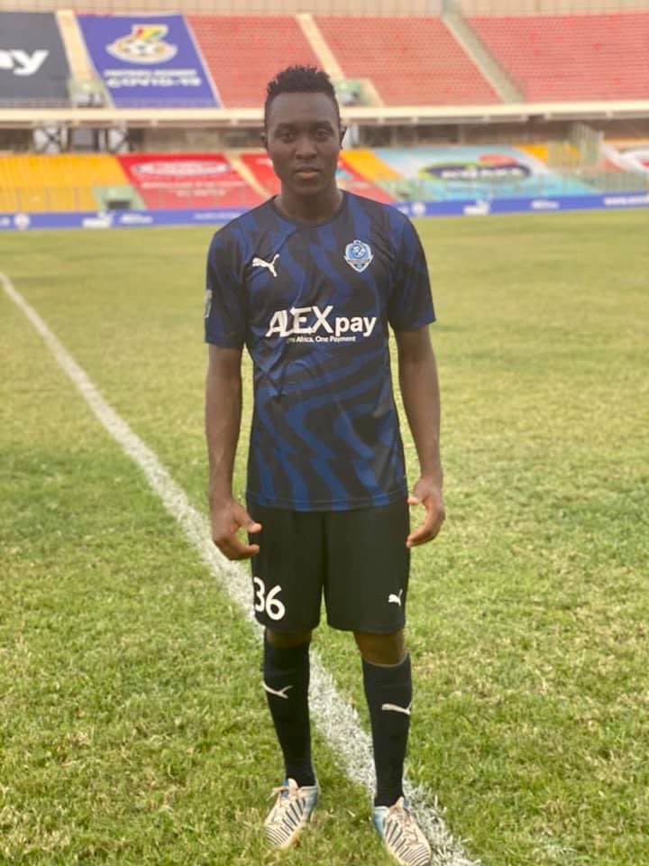 Division One League: Rauf Salifu's second half double earn Accra Lions draw against Danbort FC