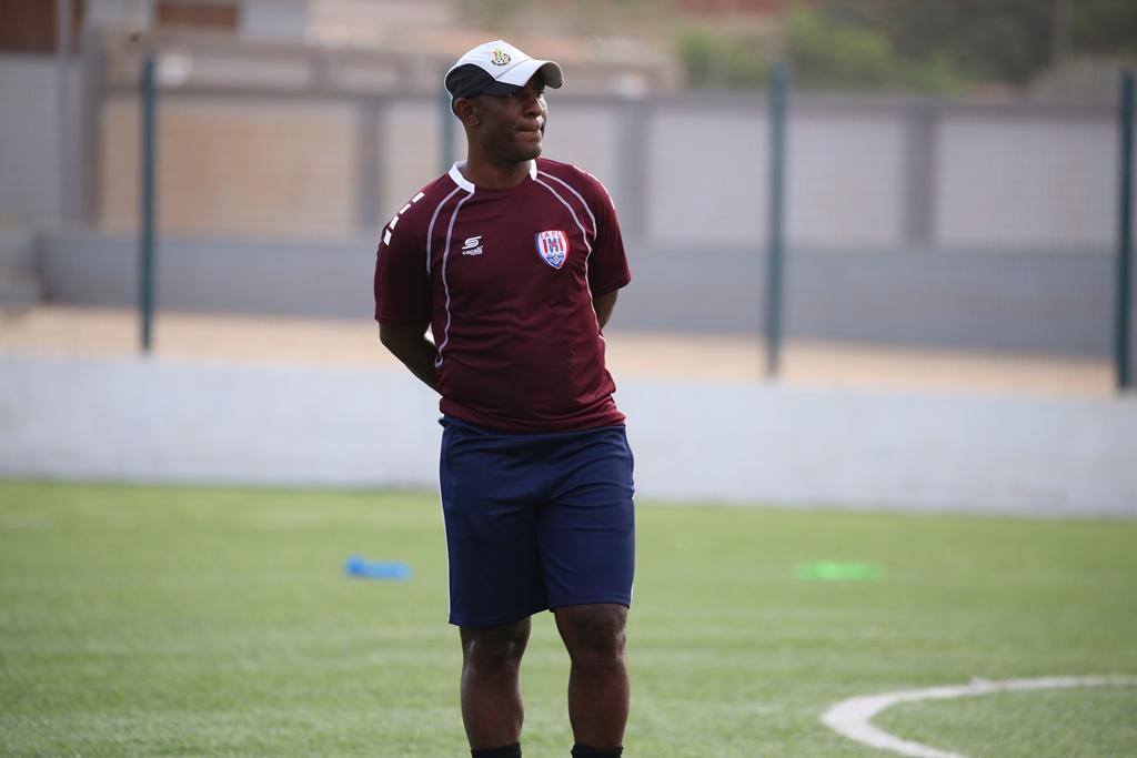Ex-Ghana star Felix Aboagye named interim coach of Inter Allies