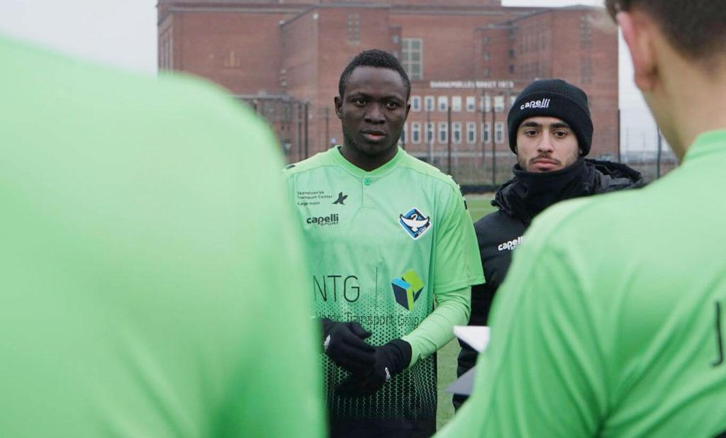 BREAKING NEWS! Danish club HB Koge announce transfer of Nigerien forward Victorien Adebayor to Legon Cities