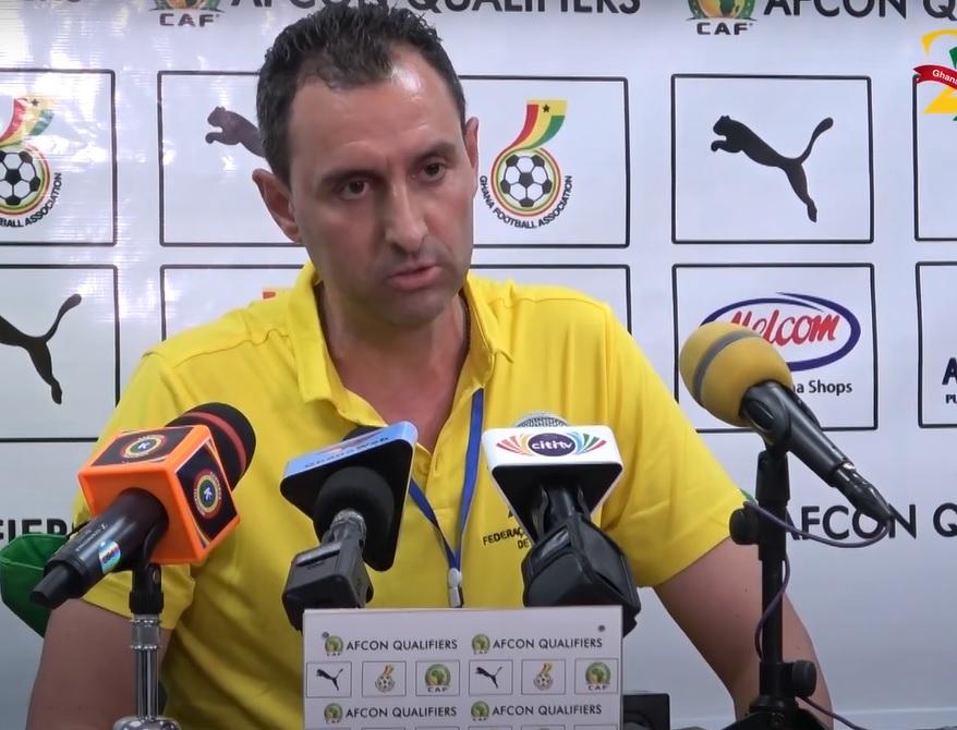 Ghana has the best team in Africa- Sao Tome coach Adriano Eusébio