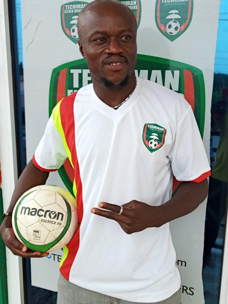 Techiman Eleven Wonders sign veteran striker Alex Asamoah on a one-year deal