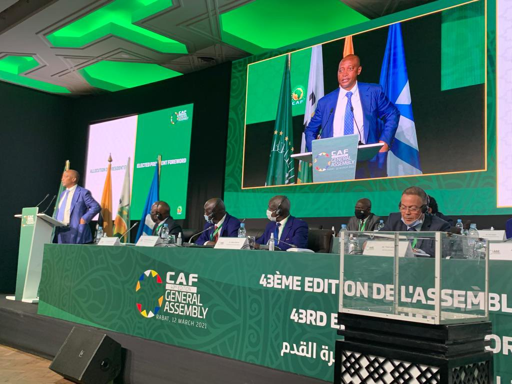 Billionaire Patrice Motsepe to use connections to spark CAF sponsorship boom