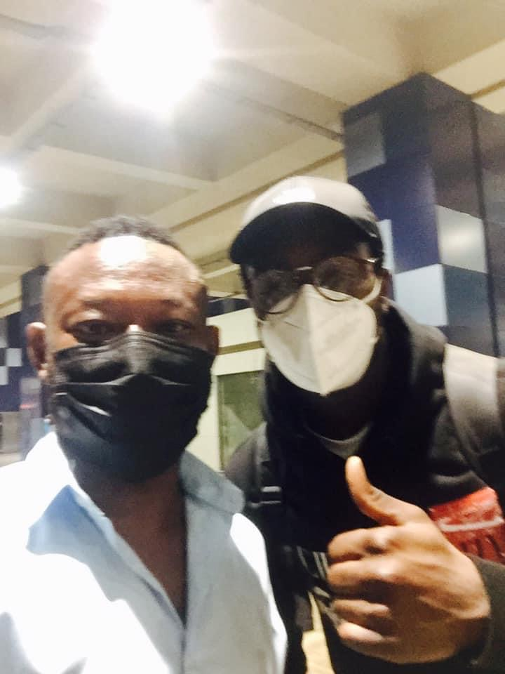 Italy-born striker Gyasi arrives for Ghana's AFCON qualifiers against South Africa and Sao Tome