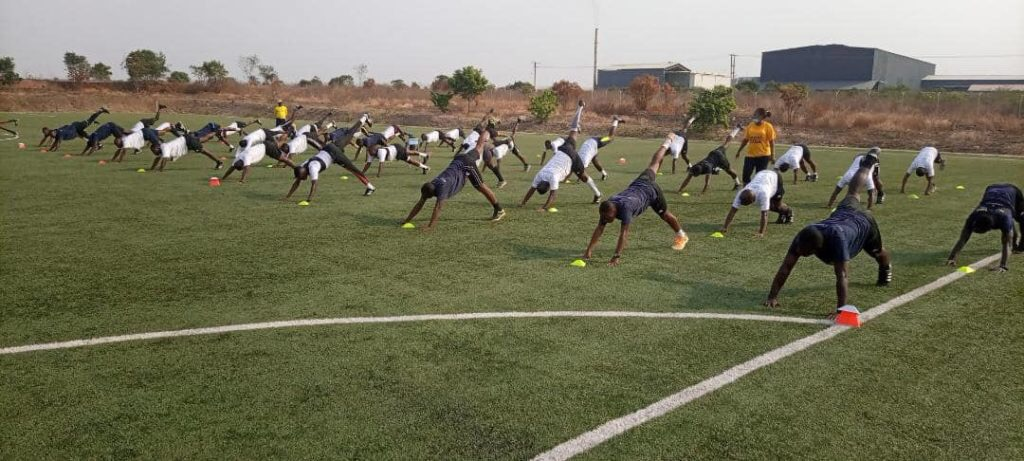 GPL referees and assistants undergo training ahead of second round