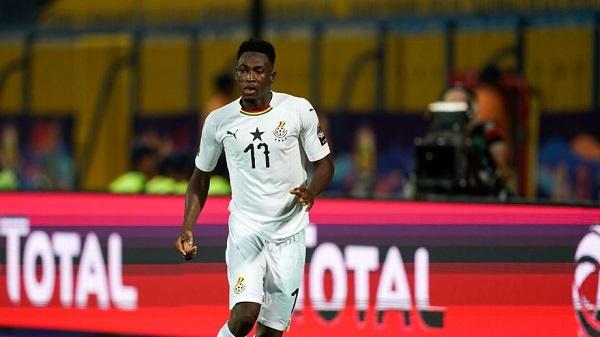 Under-fire Baba Rahman score debut goal as Ghana brush aside Sao Tome to silence critics