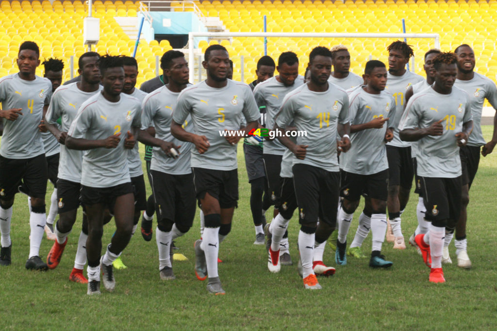 Friendly: Black Stars B suffer 2-1 defeat against Uzbekistan