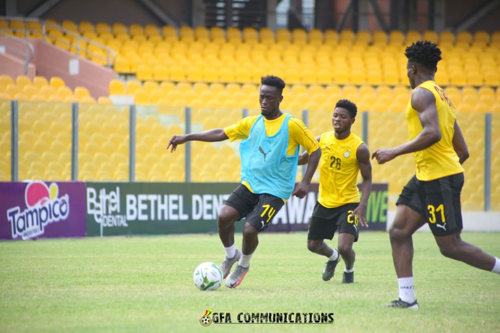 Ghana coach Akonnor to give chance to young players in dead rubber Sao Tome match