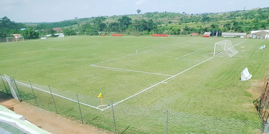Inter Allies granted permission to use Dawu Park for GPL second round