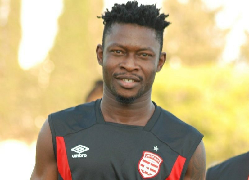 Derrick Sasraku rejoins Aduana as the two-time GPL champions name strong squad for second round