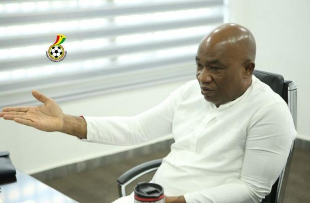 Black Stars coach committee given 72 hours to find new Ghana coach