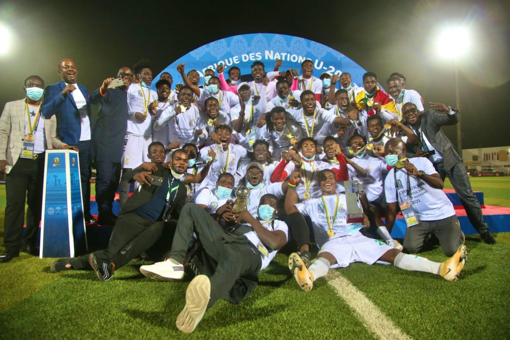 U-20 AFCON: Black Satellites conquer Africa but what next?