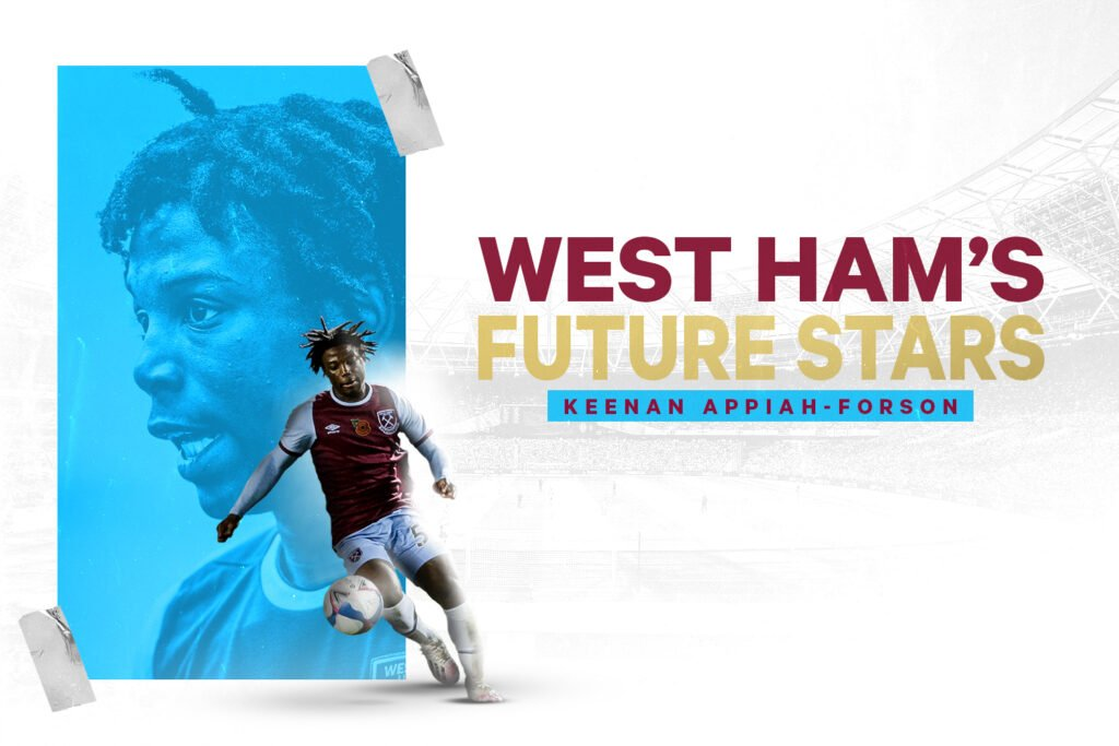 Keenan Appiah-Forson: The West Ham youth player likened to N'Golo Kante