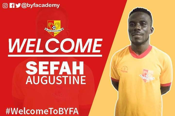 Former Asante Kotoko defender Augustine Sefah joins Division One side Bekwai Youth Football Academy
