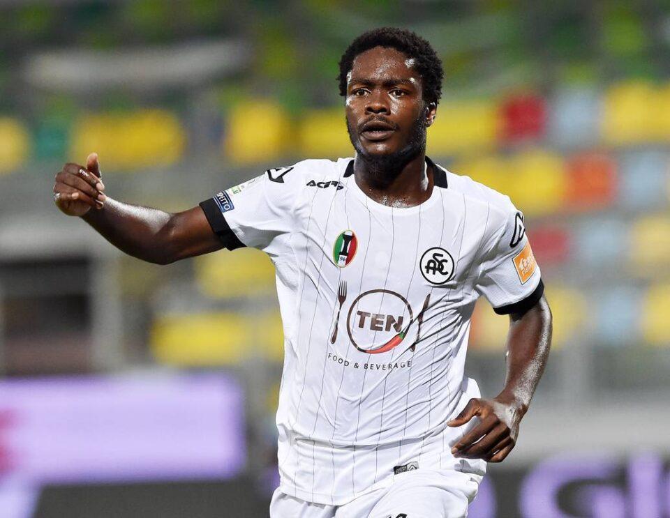 Italy-born forward Emmanuel Gyasi handed Ghana debut at first attempt
