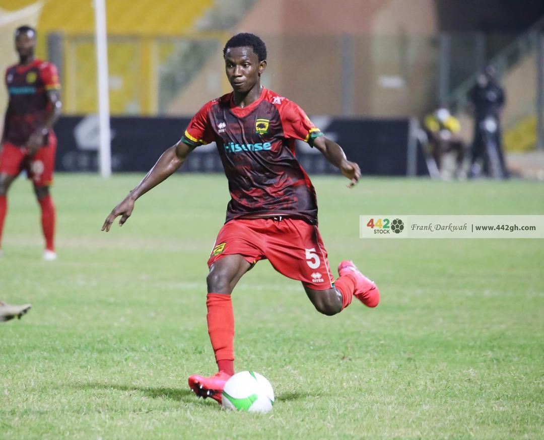 Swedish side IFK Goteborg interested in Asante Kotoko left-back IMoro Ibrahim- Sources