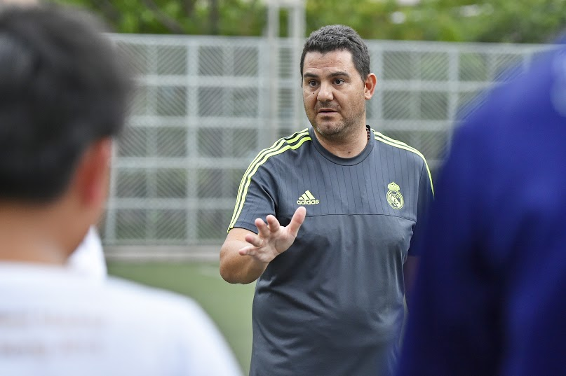 Former Real Madrid coach Kiko Lopez nears Asante Kotoko head coach role