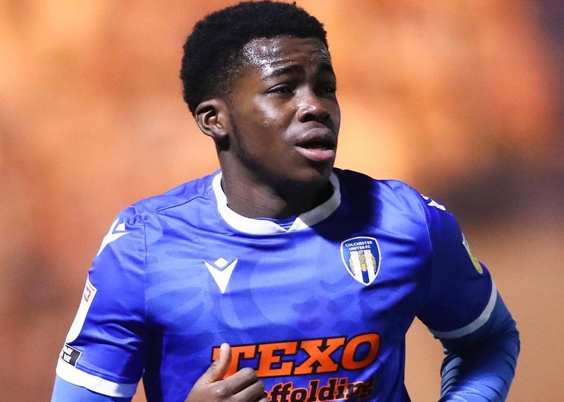 I have watched Kwame Poku for the last 18 months, says Peterborough manager