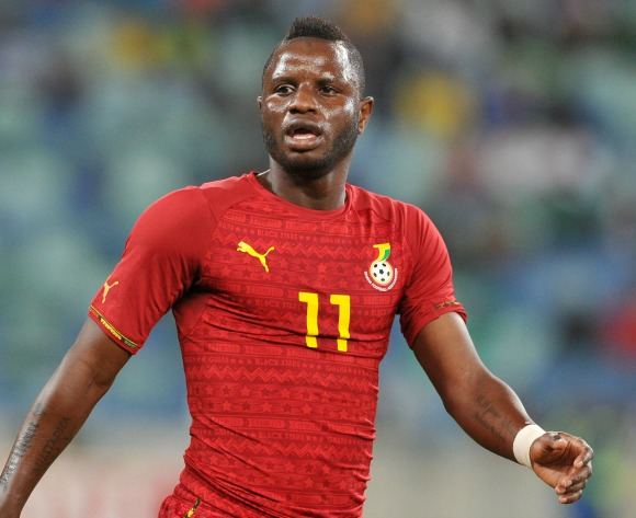 2021 AFCON Qualifiers: Mubarak Wakaso confirmed as Ghana captain for South Africa clash