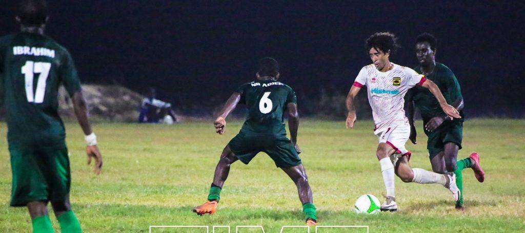 2020/21 Ghana Premier League: Watch Highlights of Elmina Sharks 1-0 win over Asante Kotoko
