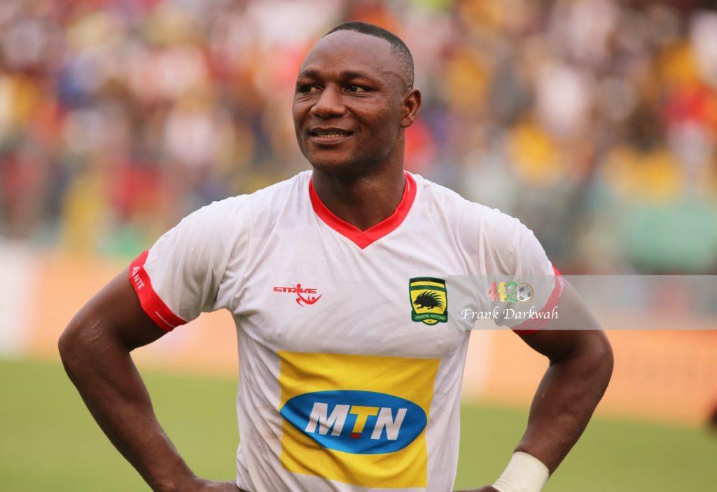 OFFICIAL: Asante Kotoko release defender Wahab Adams