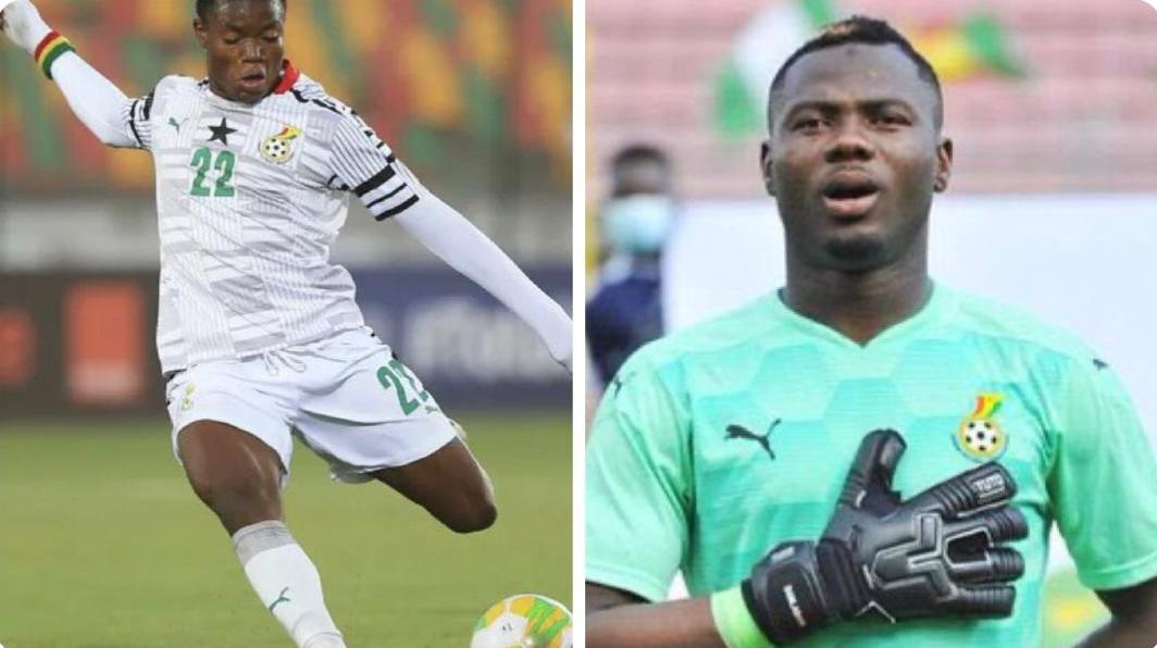 CAF U20 Cup of Nations: Black Satellites duo Danlad Ibrahim and Issahaku listed in tournament's Best XI
