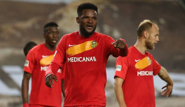 Trabzonspor keeping tabs on Ghanaian youngster Benjamin Tetteh