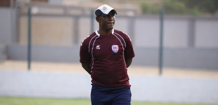 Felix Aboagye takes temporal charge of Inter Allies after Danijel Mujkanovic exit