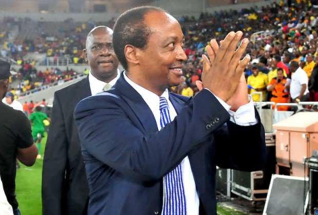 Breaking News: South African billionaire Motsepe to become CAF President on Friday