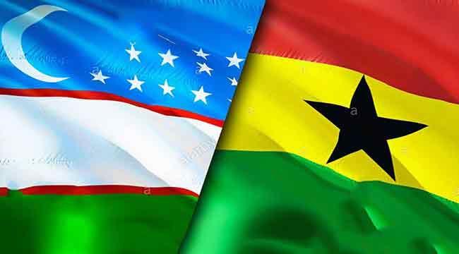 LIVE STREAMING: Watch match Uzbekistan 1-1 Ghana