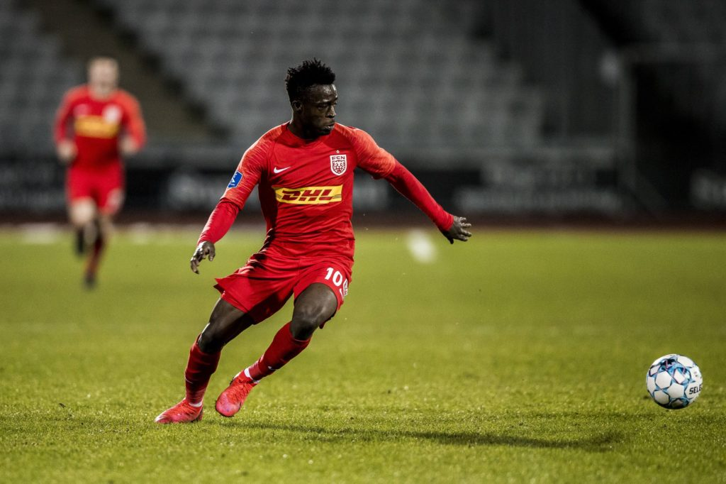 Ajax table €11.5 million offer for Ghana sensation Kamaldeen Sulemana