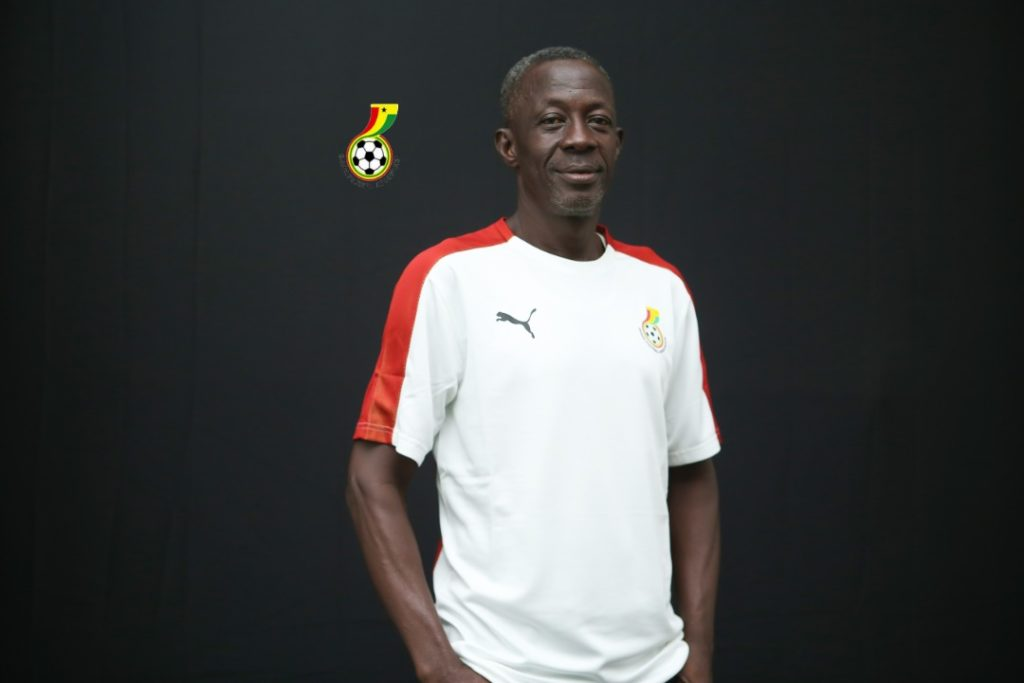 Ben Fokuo replaces Yusif Basigi as Black Princesses coach
