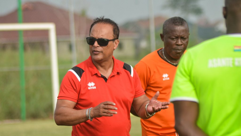 Kotoko coach Mariano Barreto confident ahead of Bechem United clash - Ghana  Latest Football News, Live Scores, Results - GHANAsoccernet