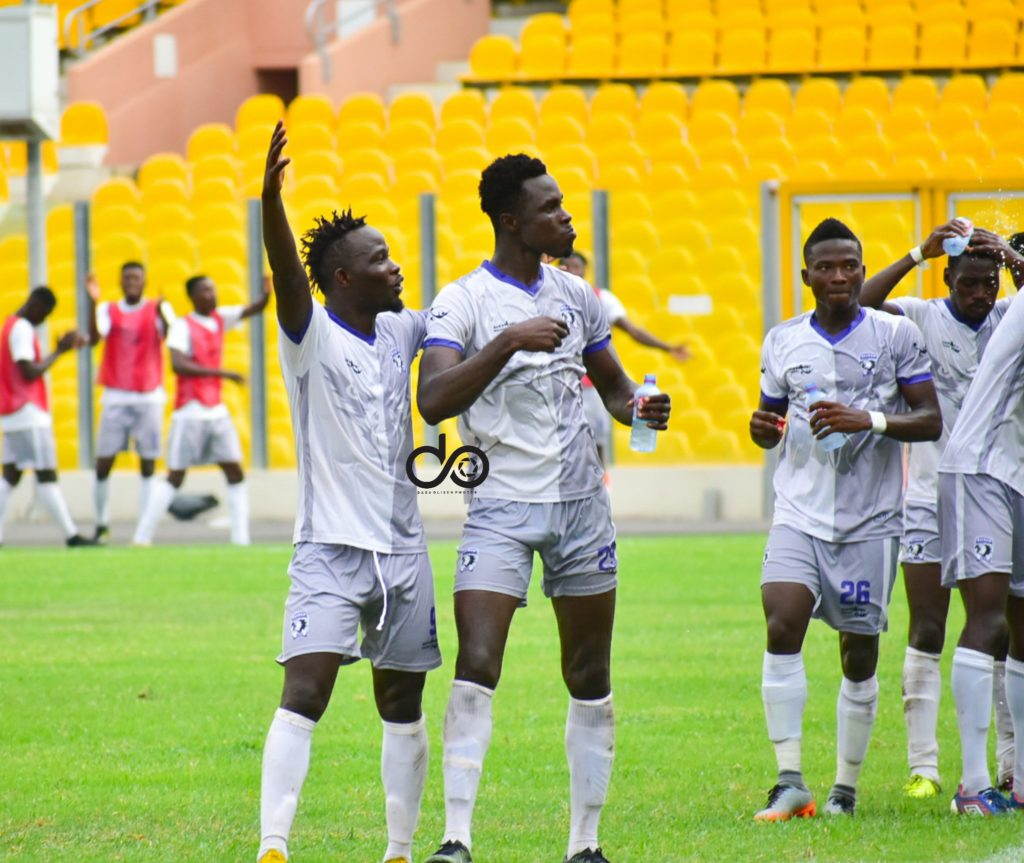 There is no way Kotoko can beat Bechem United in Obuasi- Hafiz Konkoni