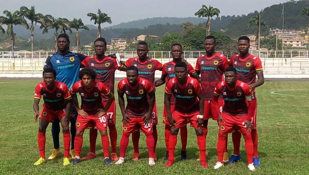 2020/21 Ghana Premier League: Week 16 Match Report - Asante Kotoko 4-0 Bechem United
