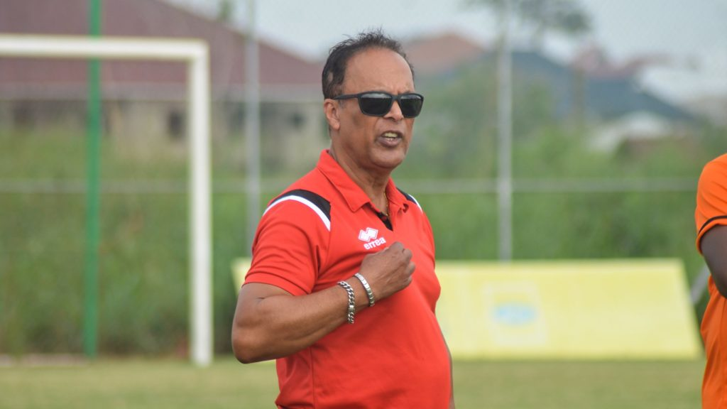 Kotoko coach Mariano Baretto insists his players are ready for Berekum Chelsea
