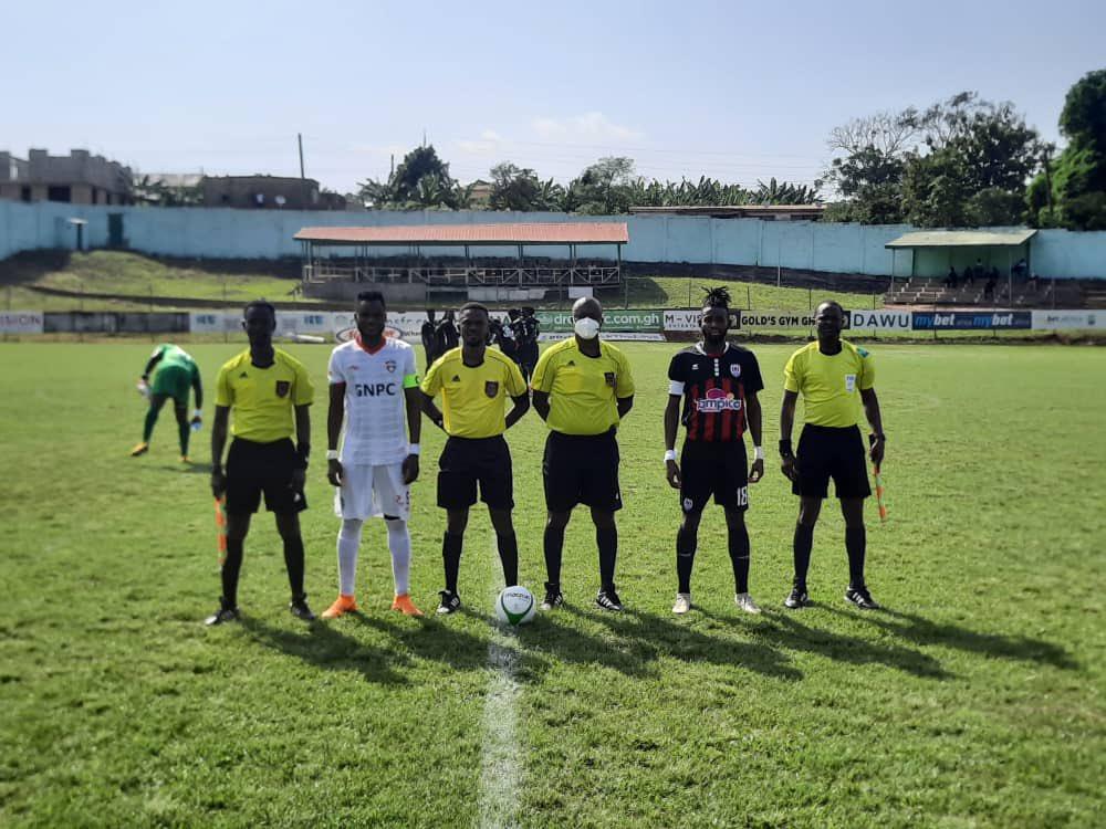 2020/21 Ghana Premier League: Week 19 Match Report- Inter Allies 2-0 Karela United