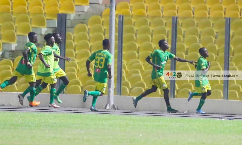2020/21 Ghana Premier League: Week 19 Match Report- Aduana Stars 3-1 King Faisal