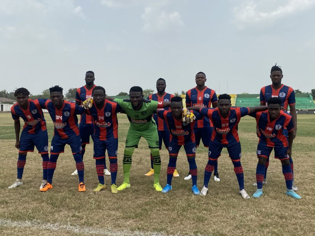 2020/21 Ghana Premier League: Week 19 Match Report - Legon Cities 2-0 Great Olympics