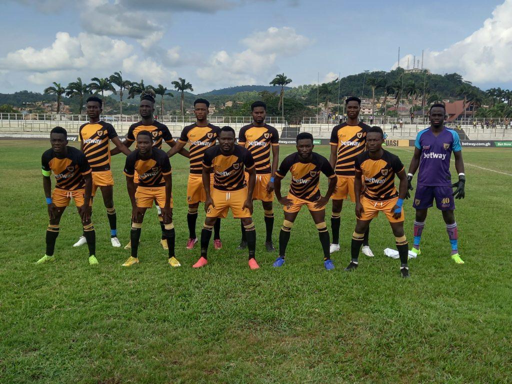 2020/21 Ghana Premier League: Week 21 Match Report - AshantiGold 4-0 Bechem United