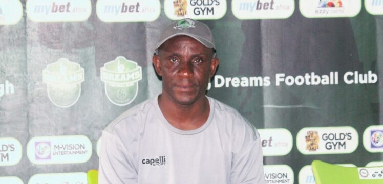 Coach Felix Aboagye shared his thoughts after drawing with Dreams