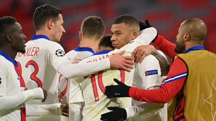 Draxler after PSG beat Bayern: Mbappe has quality like no one else in the world