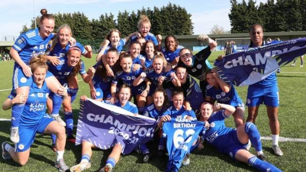 How Leicester City women went from training in car parks to the WSL
