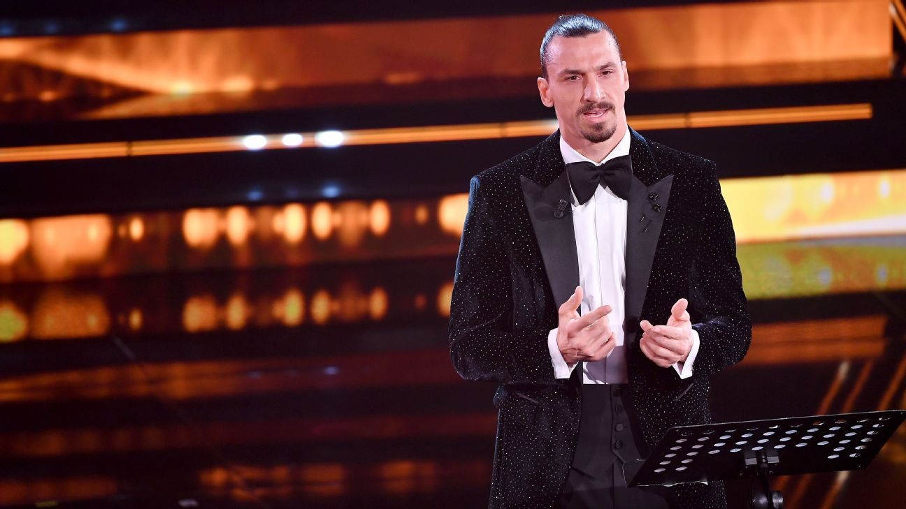 Ibrahimovic drops hint for acting debut in film