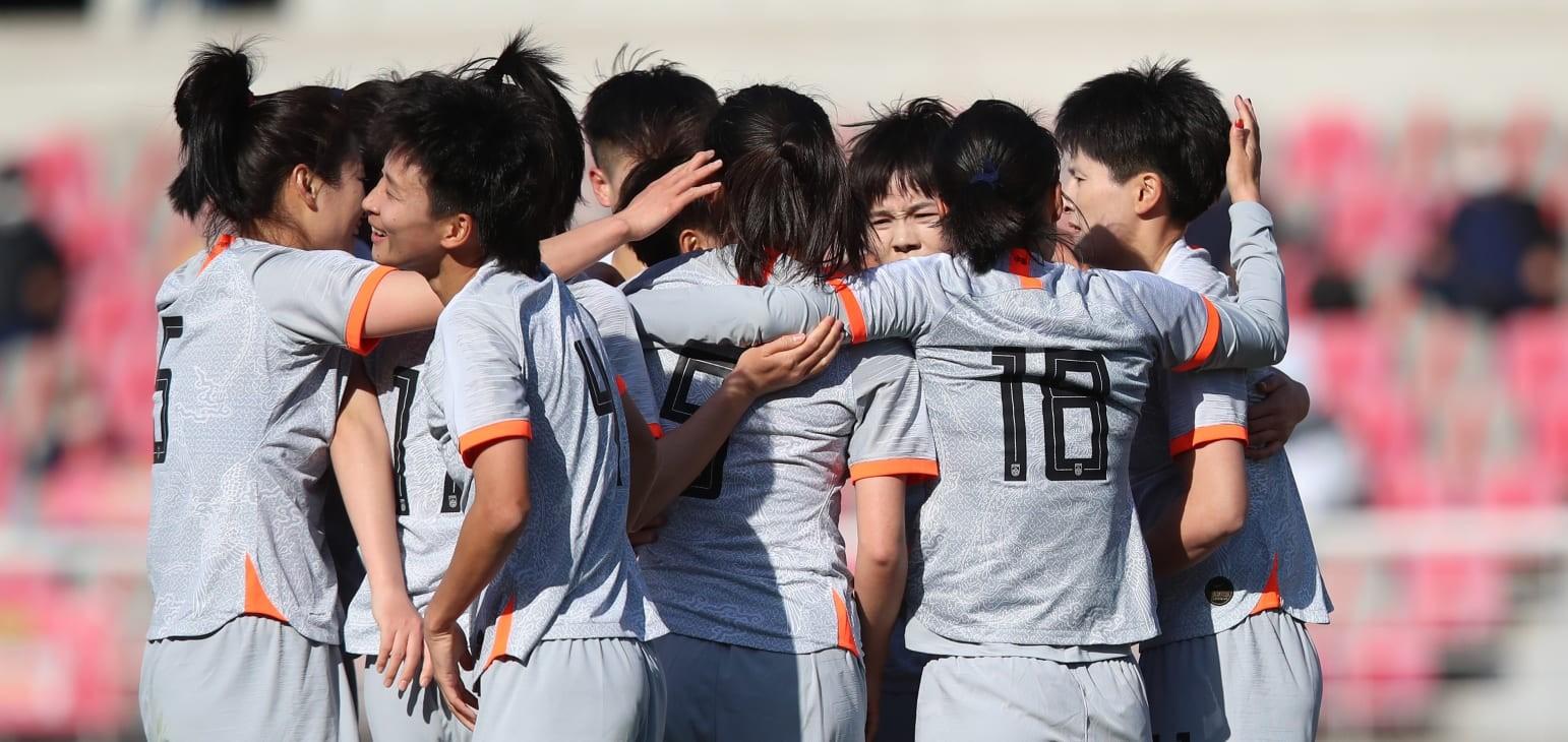 Wang Shuang strikes winner as China PR beat Korea Republic to edge closer to Tokyo Olympics  | Football | News | Women's Olympic Games 2019