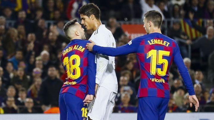 Real Madrid - Barcelona: injured and sanctioned players