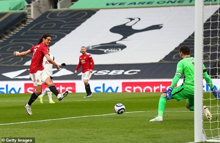 Cavani's goal against Spurs is controversially RULED OUT following VAR review