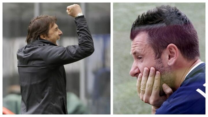 Cassano hits out at Conte's style of play: I'd sack him
