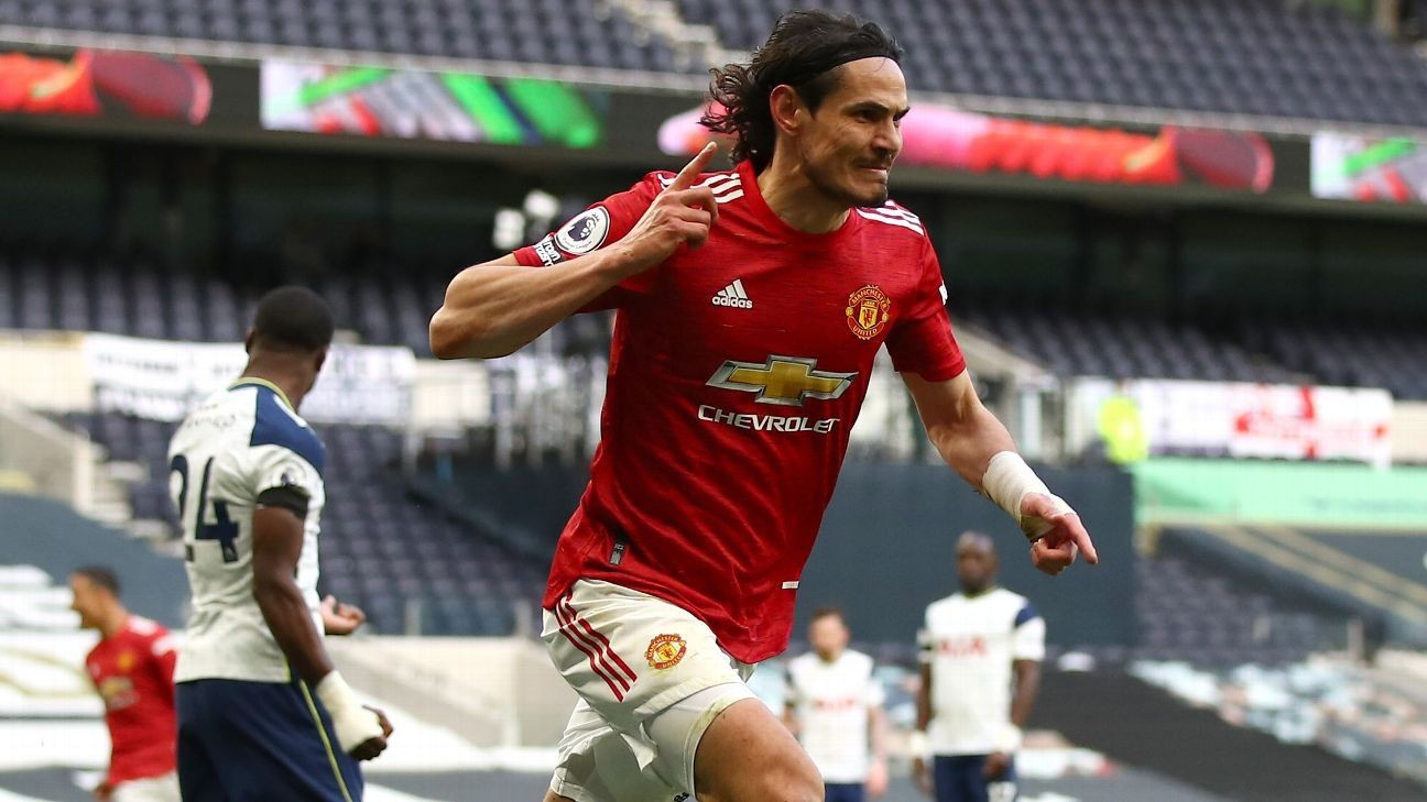 Cavani's fine display shows his value to Man United